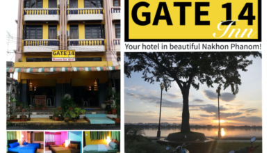 Photo of GATE 14 Inn in beautiful Nakhon Phanom: purchase 3 nights and receive the 4th night free