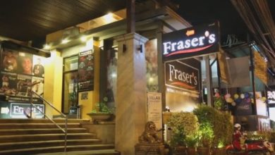 Photo of Pattaya: Fraser's Sports Bar offers 15% of your bill & 2 for 1 cocktails